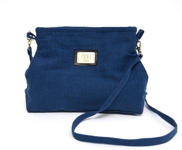 56ee0f75f0b2 Small Handbag Esha - Andaman Blue