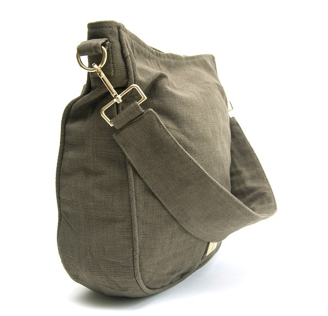Hobo Bag Malaika - Assam (khaki green)  76fd70a6d011