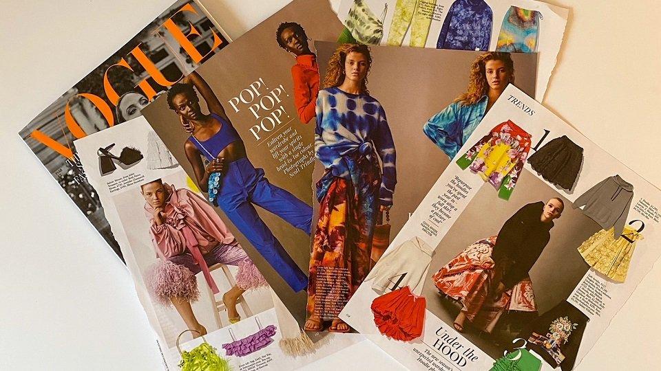 vogue magazine fashion trends